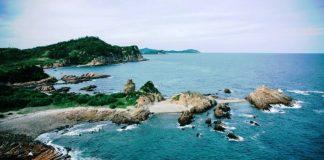 bãi tắm ngọc vừng Du lịch Hạ Long