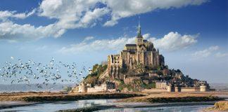 Đảo Mont Saint Michel Du lịch Pháp