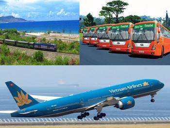 Những phương tiện đi du lịch Nha Trang phù hợp với du khách