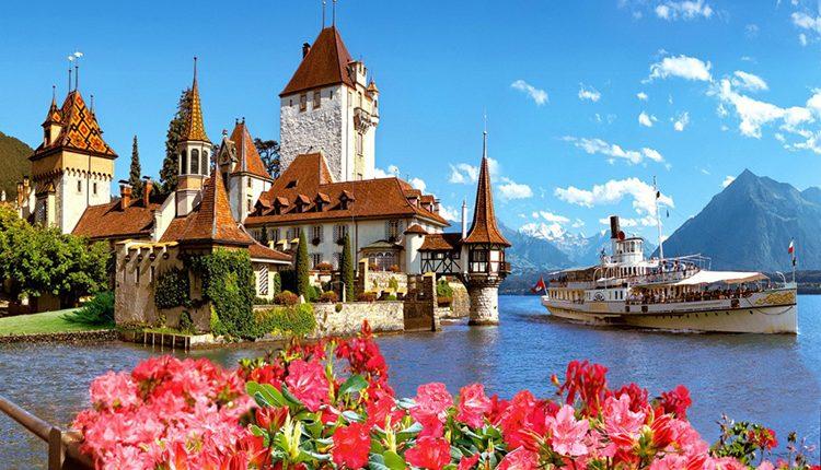 Quy trình xin visa Thụy Sĩ chuẩn nhất