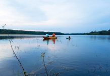 Ngây ngất trước vẻ đẹp chưa được khai phá của Hồ Suối Giai